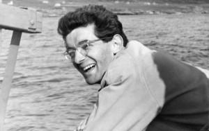 Félix en Gaspésie, 1943