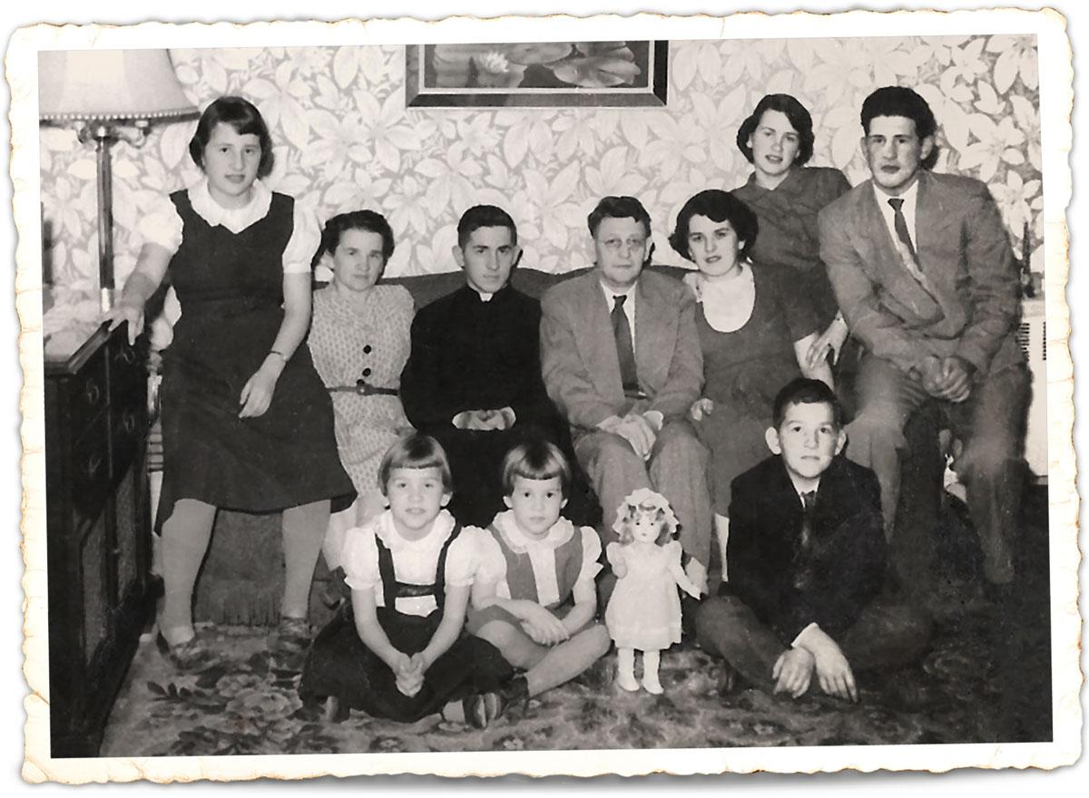 Famille Lacoursière